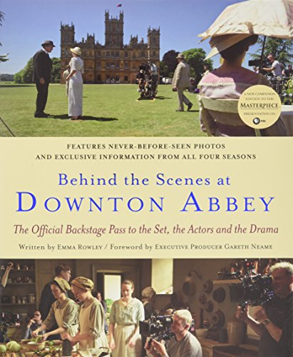 BEHIND THE SCENES AT DOWNTON ABBEY | THE OFFICIAL BACKSTAGE PASS - HB