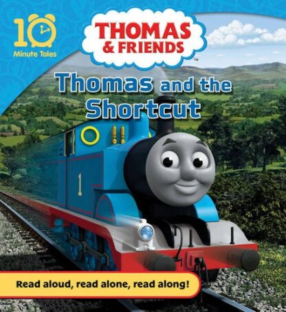 10 MINUTE TALES | THOMAS & FRIENDS | THOMAS AND THE SHORTCUT
