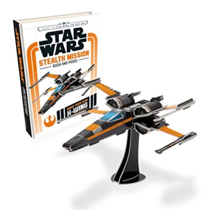 STAR WARS | STEALTH MISSION BOOK AND MODEL