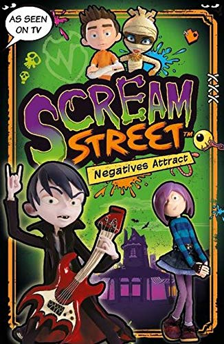 SCREAM STREET   NEGATIVES ATTRACT
