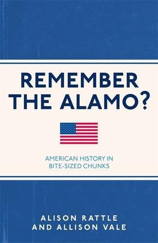 REMEMBER THE ALAMO? | AMERICAN HISTORY IN BITE-SIZED CHUNKS