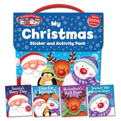MY CHRISTMAS STICKER AND ACTIVITY PACK