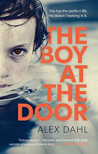 BOY AT THE DOOR - Alex Dahl