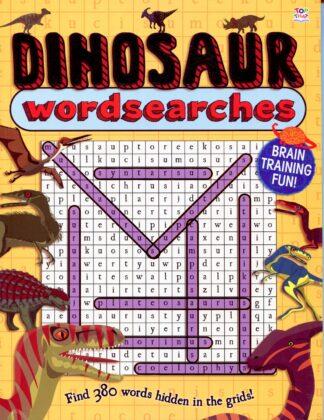 DINOSAUR WORDSEARCHES