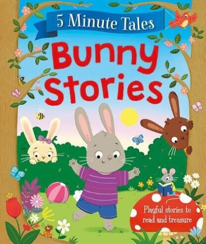 5 MINUTE TALES   BUNNY STORIES