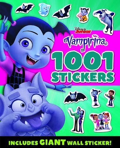DISNEY JUNIOR VAMPIRINA | 1001 STICKERS