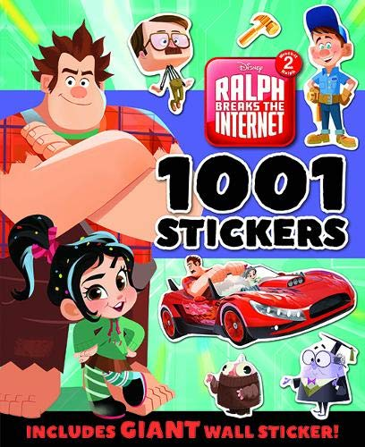 DISNEY RALPH BREAKS THE INTERNET 2 | 1001 STICKERS