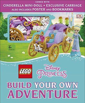 LEGO DISNEY PRINCESS | BUILD YOUR OWN ADVENTURE