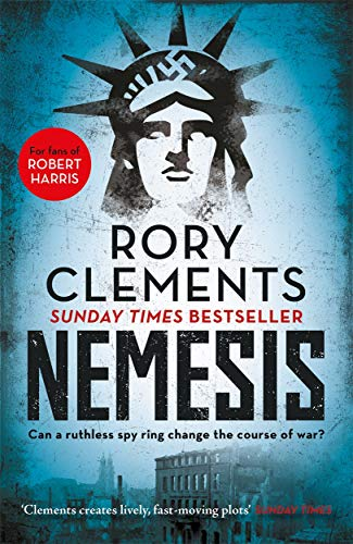 NEMESIS - Rory Clements