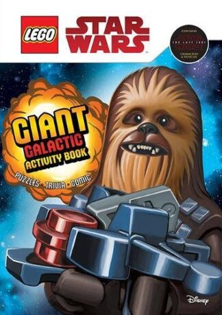 LEGO STAR WARS | GIANT GALACTIC ACTIVITY BOOK