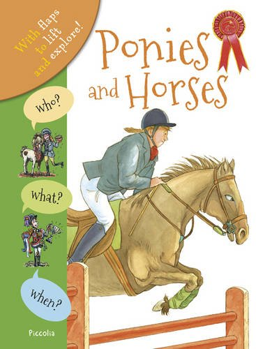 WHO? WHAT? WHEN? | HORSES AND PONIES
