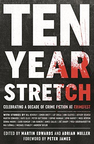 TEN YEAR STRETCH - Martin Edwards
