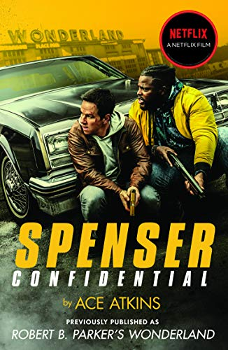 SPENSER CONFIDENTIAL - Ace Atkins