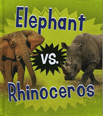 ELEPHANT VS. RHINOEROS