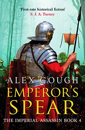 EMPEROR'S SPEAR - Alex Gough