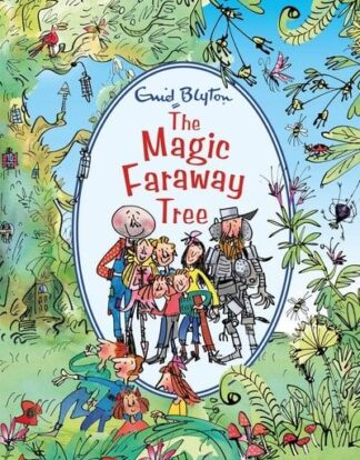 MAGIC FARAWAY TREE - Enid Blyton
