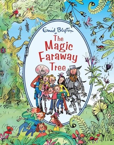 MAGIC FARAWAY TREE - Enid Blyton