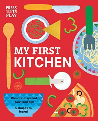MY FIRST KITCHEN | PRESS OUT & PLAY