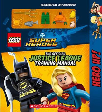LEGO DC SUPER HEROES | THE OFFICIAL LEAGUE TRAINING MANUAL