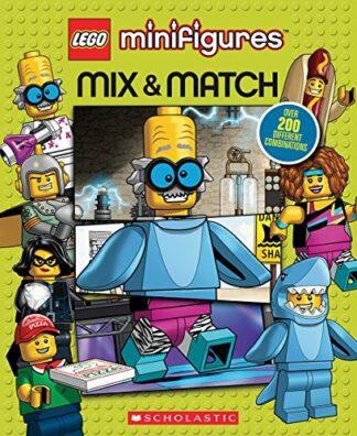 LEGO MINIFIGURES | MIX & MATCH