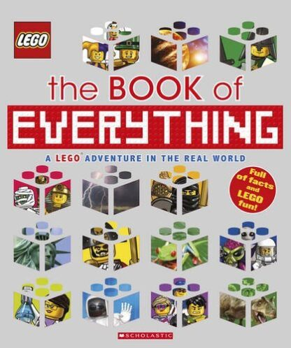 LEGO | THE BOOK OF EVERYTHING | A LEGO ADVENTURE IN THE REAL WORLD