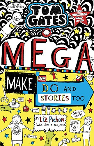 TOM GATES | MEGA MAKE AND DO AND STORIES TOO