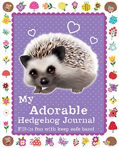 MY ADORABLE HEDGEHOG JOURNAL