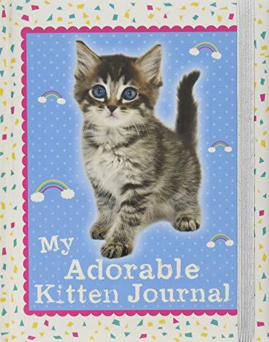MY ADORABLE KITTEN JOURNAL