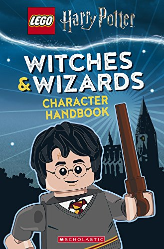 LEGO HARRY POTTER | WITCHES & WIZARDS CHARACTER HANDBOOK