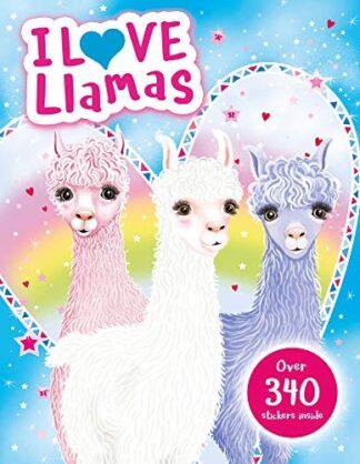 I LOVE LLAMAS ACTIVITY BOOK