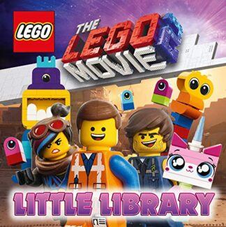 LEGO   THE LEGO MOVIE 2   LITTLE LIBRARY