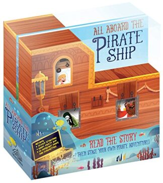 ALL ABOARD THE PIRATE SHIP | STORYBOOK GIFT SET
