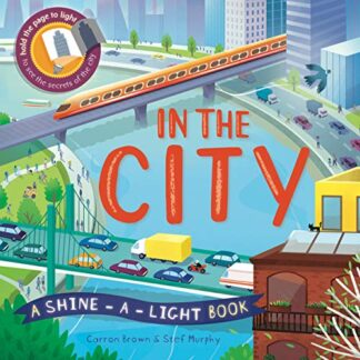 IN THE CITY | A SHINE-A-LIGHT BOOK