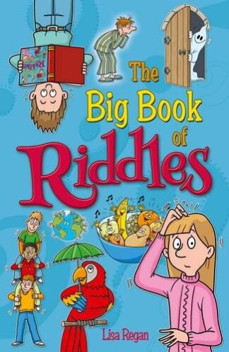 BIG BOOK OF RIDDLES