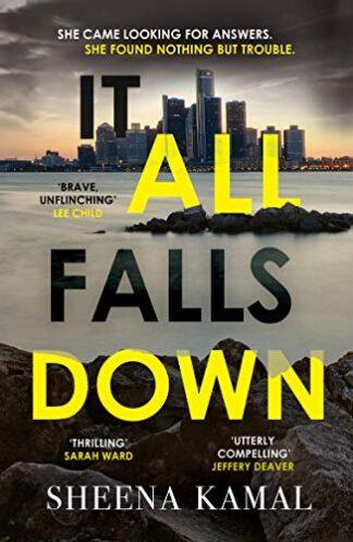IT ALL FALLS DOWN - Sheena Kamal