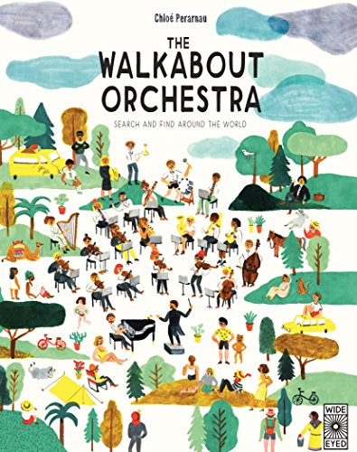 WALKABOUT ORCHESTRA | SEARCH AND FIND AROUND THE WORLD