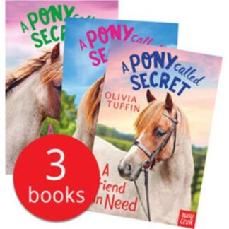 A PONY CALLED SECRET | 3 BOOK COLLECTION