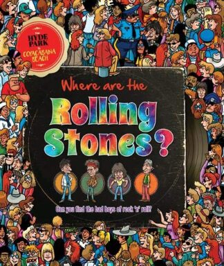 WHERE ARE THE ROLLING STONES?