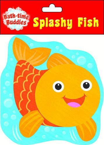 BATH-TIME BUDDIES | SPLASHY FISH
