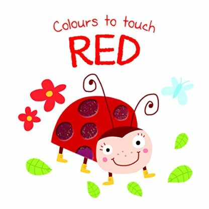 COLOURS TO TOUCH | RED
